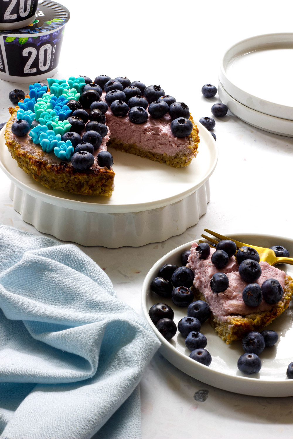 recipe for healthy cheesecake