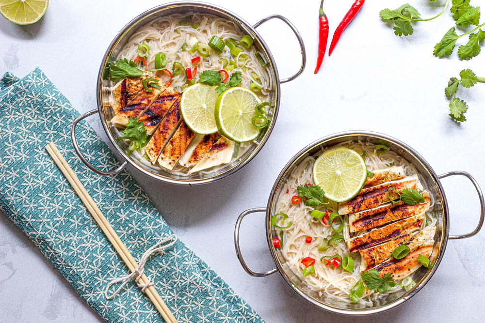 recipe for chicken pho soup
