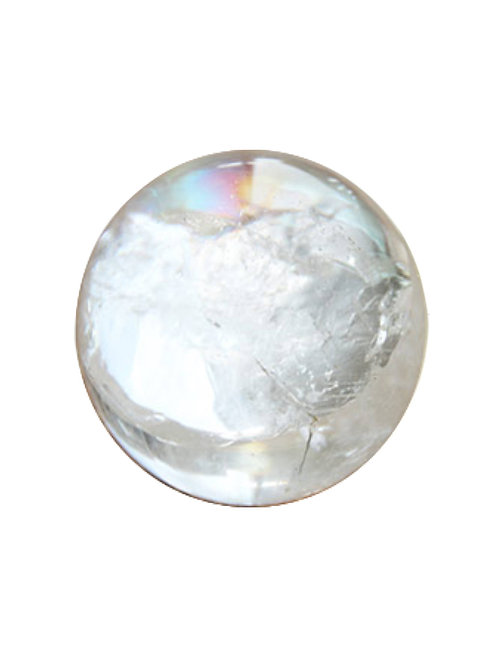Clear Quartz Orb