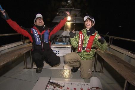 RSK テレビ爆釣り!?FISHパレード『釣りガール』として出演
