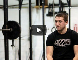 CrossFit Testimonial