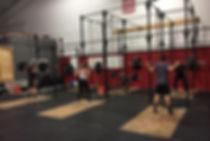 CrossFit Lapeer Barbell Training Strength