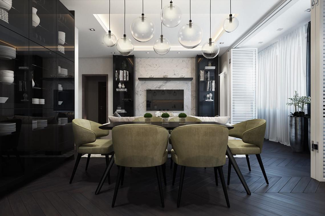 ออกแบบห้องทานอาหาร
