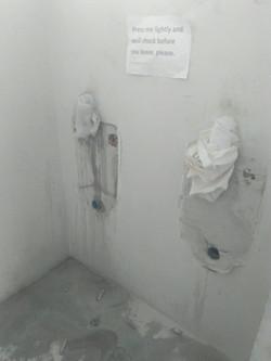 ติดตั้งอุปกรณ์ห้องน้ำ
