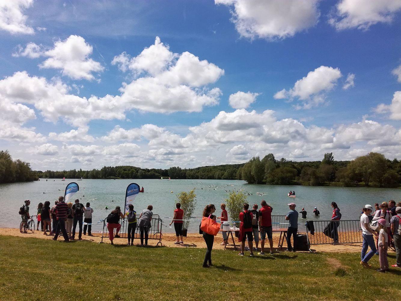 Triathlon des coteaux 2017