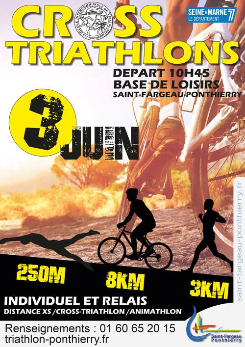 triathlon ponthierry 2018