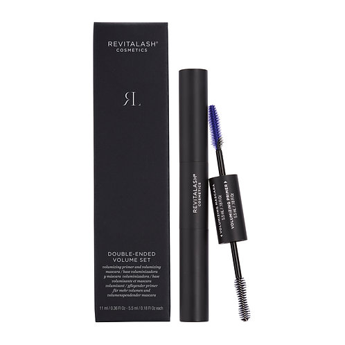 Double-Ended Volume Set Primer/Mascara