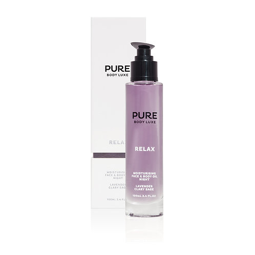 Pure Relax Body Oil 100ml