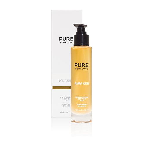Pure Awaken Body Oil 100ml