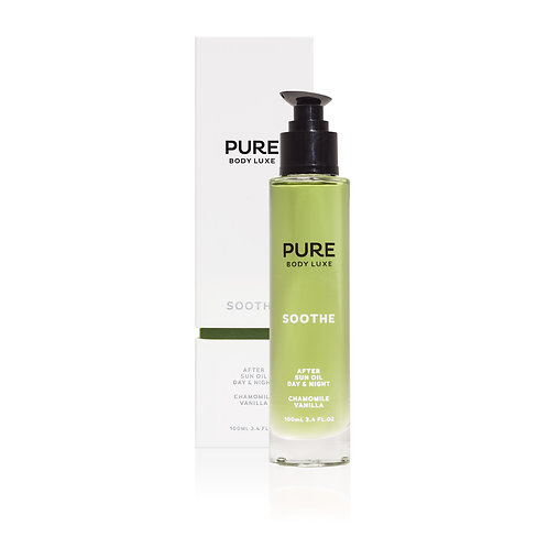 Pure Soothe Body Oil 100ml