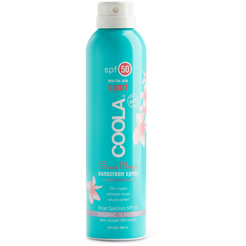 Coola SPF50 Spray - Guava Mango