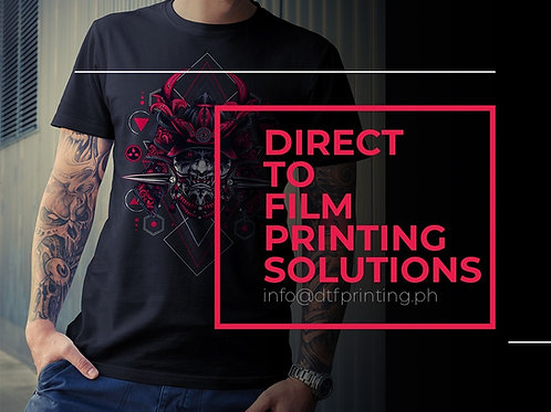 Direct to Film Printing Package
