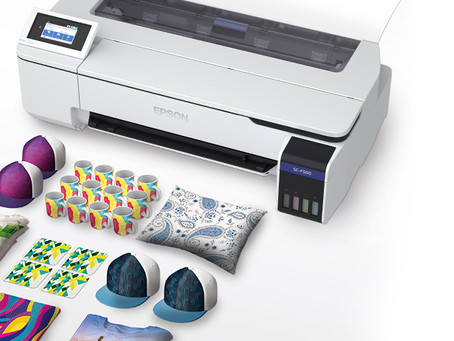 Epson SC-F530 Dye Sublimation Printer