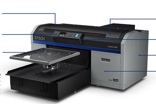 Epson SC-F2130 Direct to Garment Printer