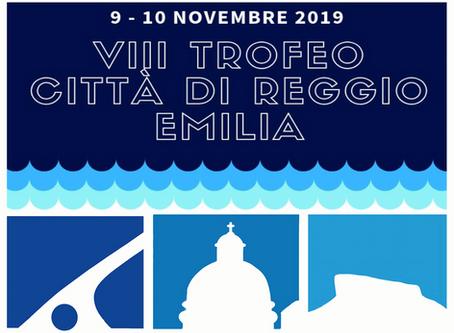 VIII TROFEO CITTA` DI REGGIO EMILIA PROGRAMMA ED AVVERTENZE