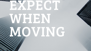 What To Expect When Moving To A New City