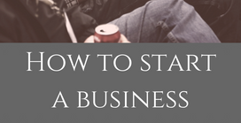 How To Start A Business When You're Broke