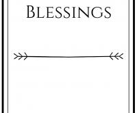 January's Blessings!