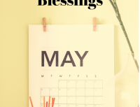May's Blessings!