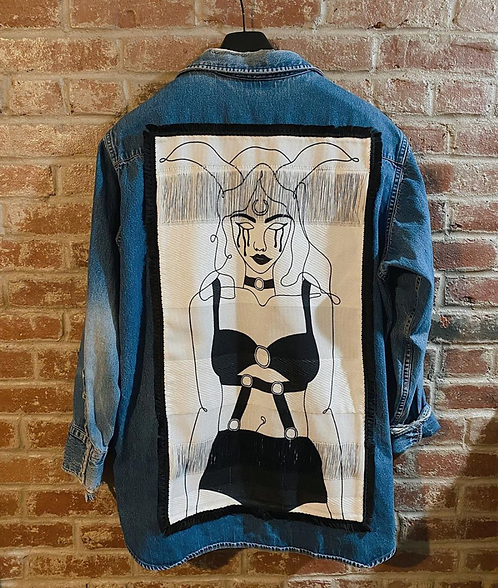 Custom Art Jacket