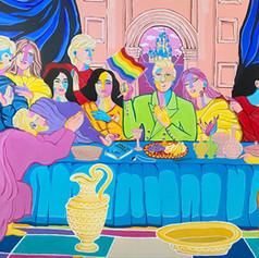 Last supper, 2020