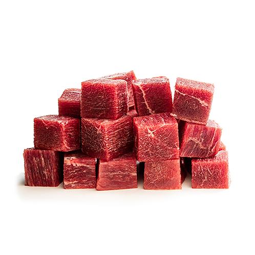 Amir's Premium Frozen Meat - Beef Cube, 500g
