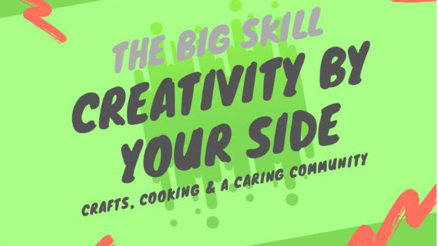 Creativity By Your Side Book