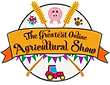 Greatest Online Agricultural Show Round Logo