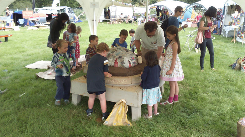 Clay Oven Workshop