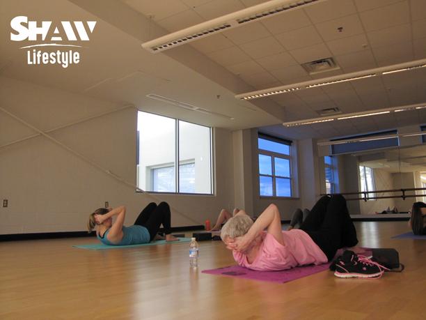 Yoga with Kathy
