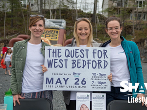 The Quest for West Bedford