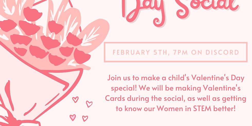 Valentine's Social