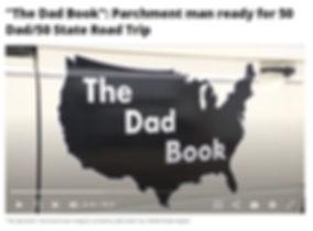Newschannel 3 WWMT - The Dad Book.JPG