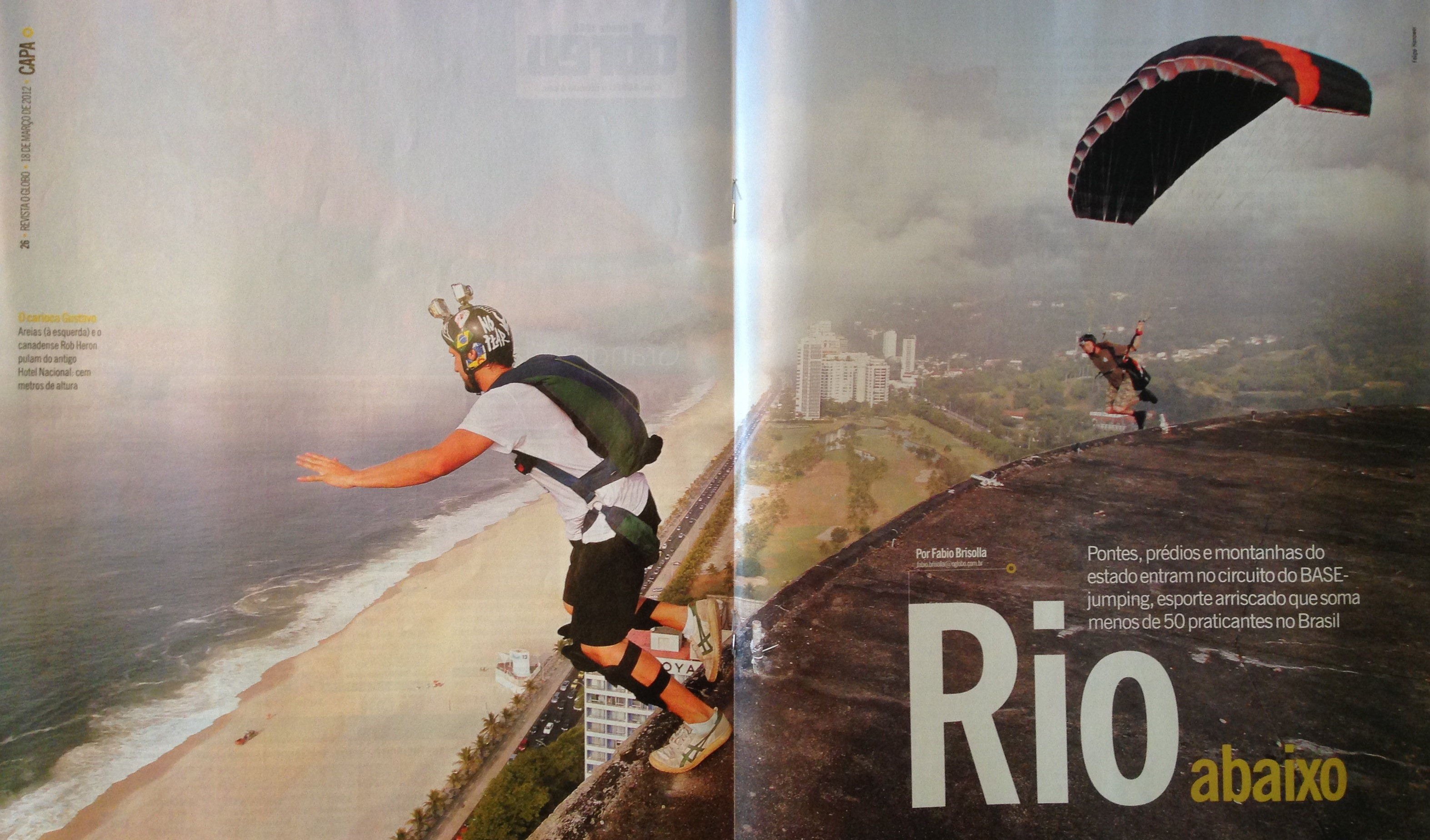 O Globo (Revista de Domingo)