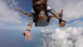 salto duplo de paraquedas, tandem skydive, voo duplo, skydive rio, paraquedismo rio de janeiro, salto de paraquedas rj, tandem jump rio