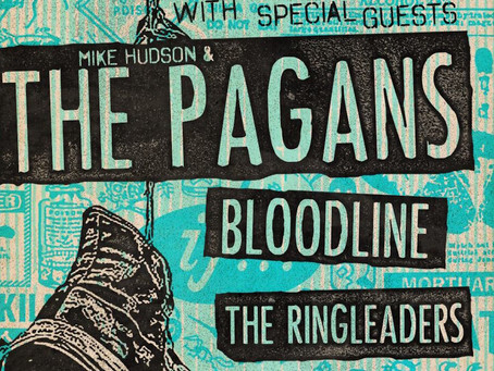 The Pagans, The Humpers, Bloodline & The Ringleaders @ Alex's Bar!