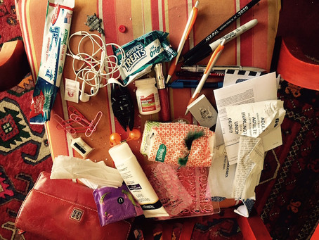 Project Purse Dump – My Turn!
