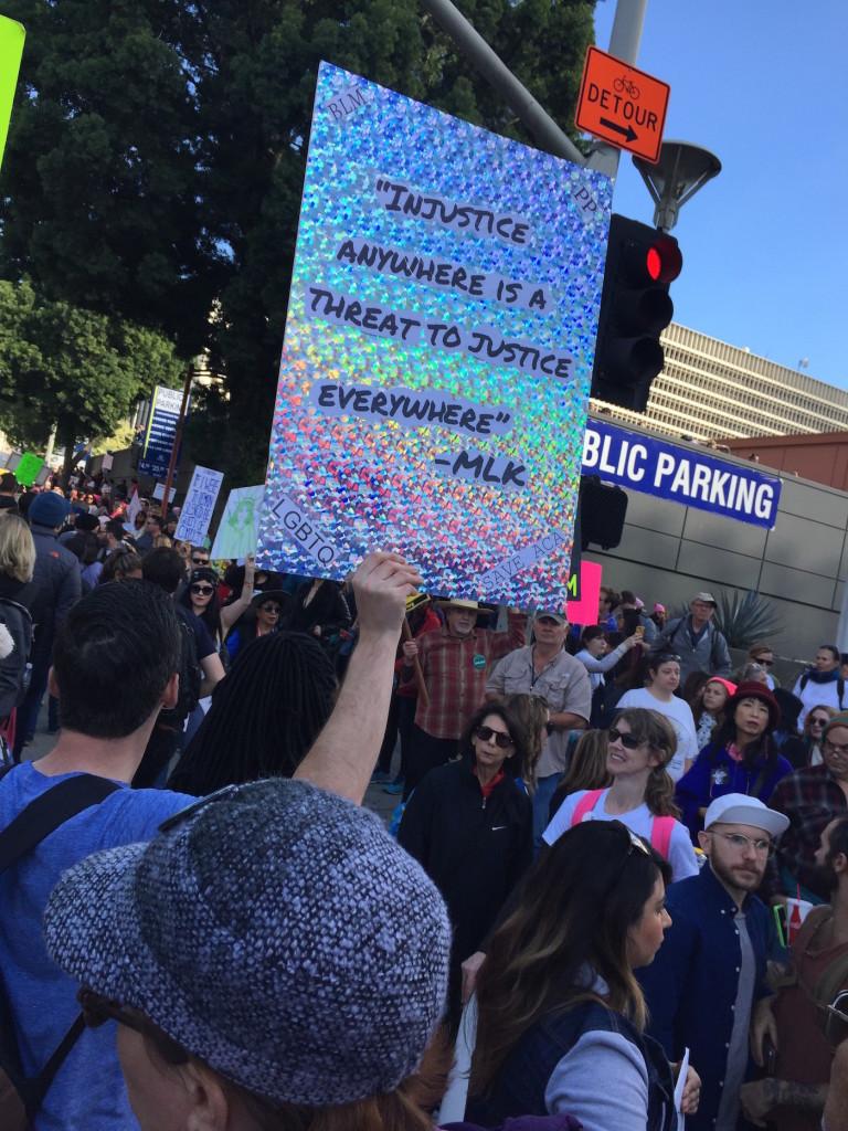 Womens march LA 16
