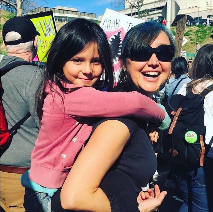 Womens march LA 14