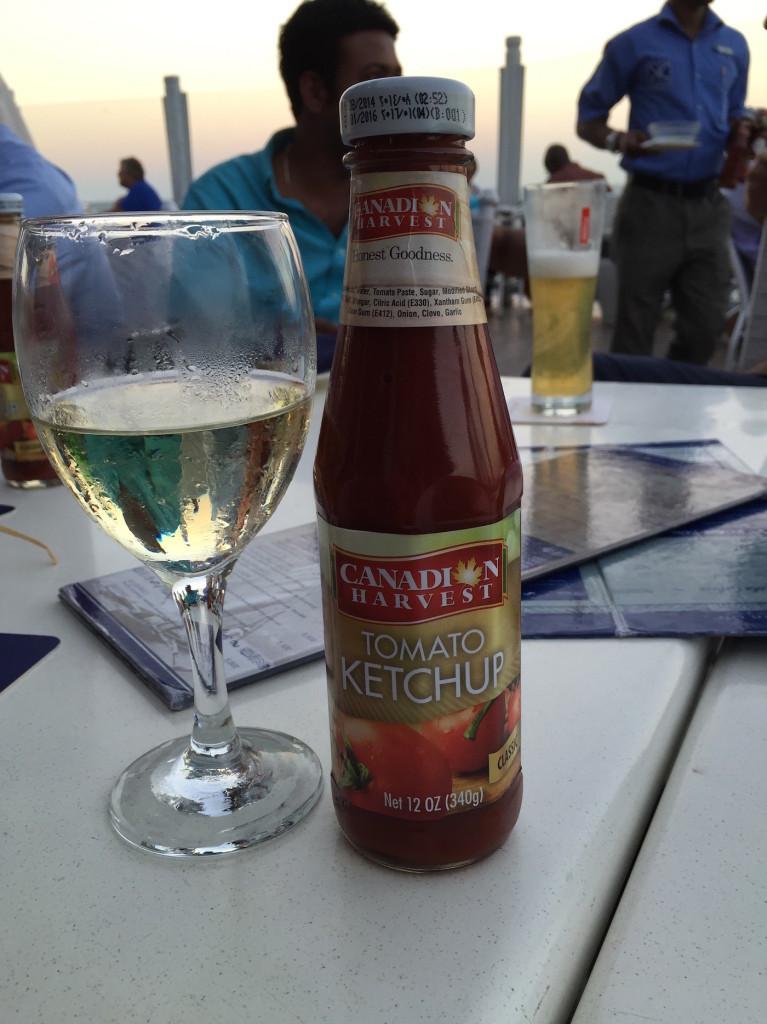Zanzibar Cnd ketchup