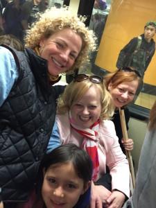 Womens march LA Metro