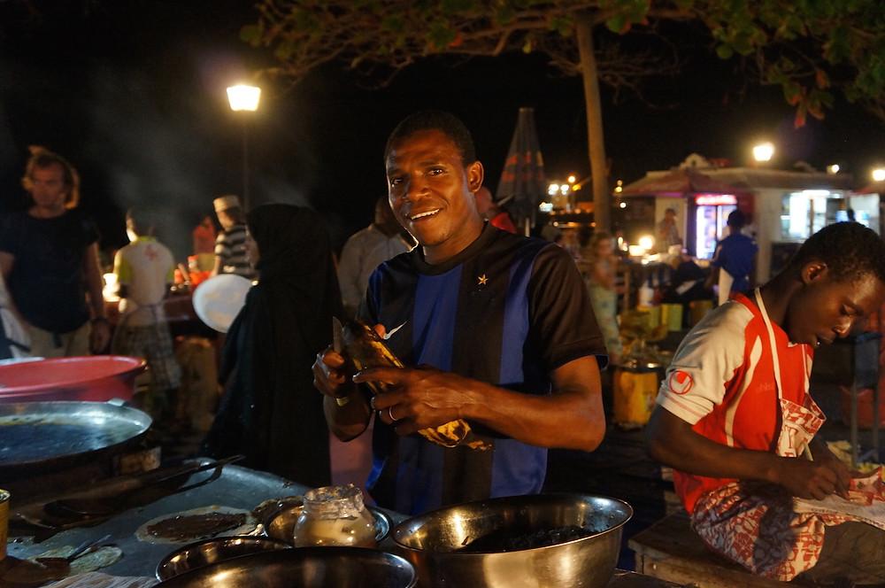 Zanzibar choc pancake