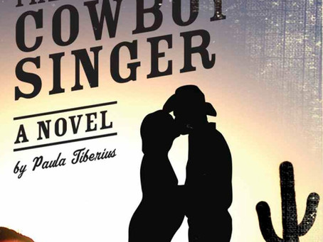 """My novel """"The Cowboy Singer"""" Available On Kindle!"""