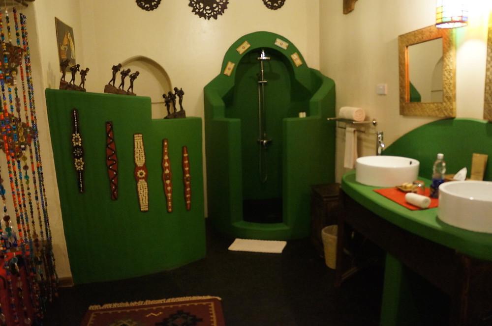 Zanzibar Jafferji bathroom