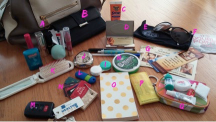 Project Purse Dump: Author Gemma Brocato