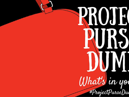 Project Purse Dump: Author Tracey Gee