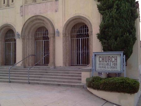 "Pictures of L.A. – ""Church Available For Filming"""