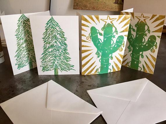 Christmas Cactus & Fir tree 2017 - 1.jpg