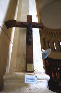 Zanzibar Livingstone cross