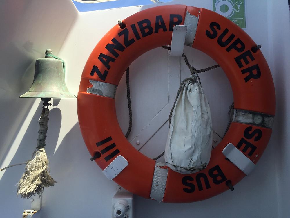 Zanzibar lifesaver